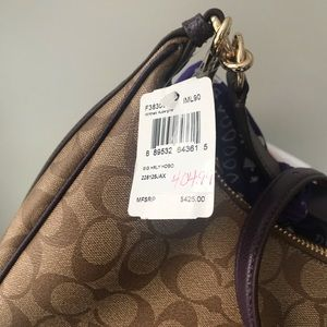 Coach bag still with tags